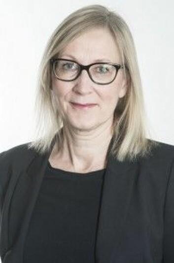 Aud Tønnessen er professor i kirkehistorie ved Universitetet i Oslo. (Foto: UiO)