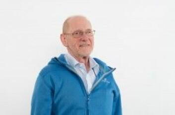 Seniorforskar og nematode-ekspert Christer Magnusson frå NIBIO. (Foto: NIBIO)