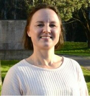 Hilde Rossing er stipendiat ved Norges idrettshøgskole. (Foto: NIH)