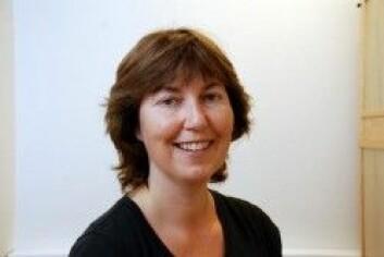 Anne Sandvik er oseanograf og en av forskerne som har vært med på å utvikle lakselusmodellen. (Foto: Kjartan Mæstad)
