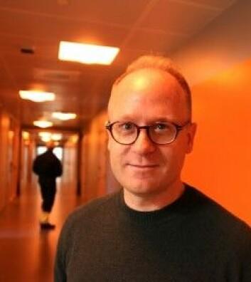 Håvard Kallestad, forsker ved Institutt for psykisk helse påNTNU. (Foto: NTNU)