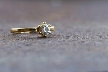 Du skal nok ikke forvente at bryllupsringen din i fremtiden vil kunne lagre bryllupsbildene dine. (Foto: Dream79 / Shutterstock / NTB scanpix)