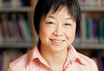 Prosjektleder Lihong Huang ved NOVA på Høgskolen i Oslo og Akershus. (Foto: StudioVest / NOVA)