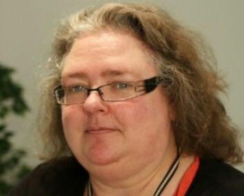 Forsker Susanne Brandheim mener at helsevesenet gjør at tykke folk føler seg dårligere. (Foto: Privat)