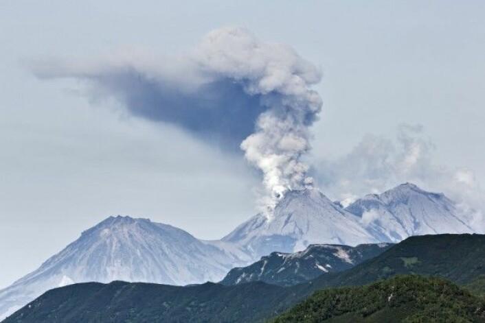 Partikler og aske fra vulkanen henger i stratosfæren i et til to år. Men klimaet kan fortsatt være påvirket i opptil ti år etter utbruddet. (Foto: Alexander Piragis / Shutterstock / NTB scanpix)