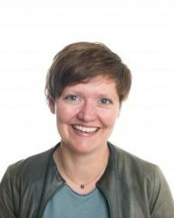 Helga Eggebø (Foto: Karoline O. A. Pettersen)