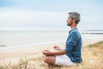 I Baltimore i USA gjennomfører forskere kliniske forsøk der de tester mindfulness mot kronisk smerte. (Foto: Jack Frog / Shutterstock / NTB scanpix)