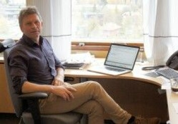 Gaute Torsvik, professor ved Økonomisk institutt og ny leiar for senteret Oslo Fiscal Studies (OFS). (Foto: Eline Kvamme Hagen / UiO)