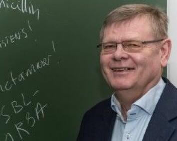 Professor Ørjan Olsvik. (Foto: UiT)