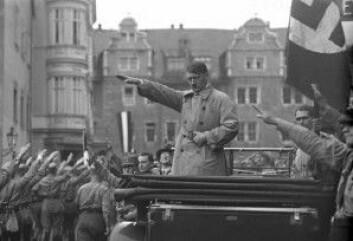 Danske og finske ungdommer har et veldig nasjonalt perspektiv på andre verdenskrig, mens tyske ungdommer er mer oppmerksomme på krigens konsekvenser i andre land, viser studien. (Foto: Das Bundesarchiv)