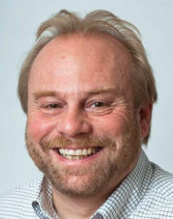 Kjetill Jakobsen sier at han ikke kan svare på hvor ulven kommer fra. (Foto: Universitetet i Oslo)