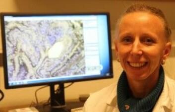 Alexandra Göksu er avdelingsingeniør ved NMBU. (Foto: Liv R. Bjergene)
