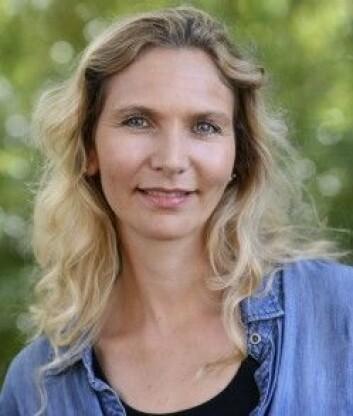 Linda Kvæl er selv fysioterapeut og har 15 års klinisk erfaring innenfor geriatrifeltet. (Foto: Sonja Balci)
