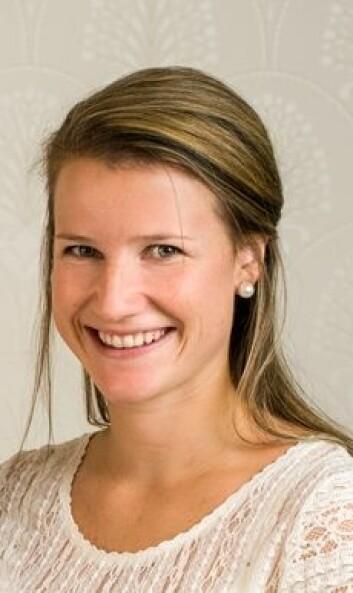 Astrid Kolderup Hervik er høgskolelektor ved Høgskolen i Innlandet. (Foto: Høgskolen i Innlandet)