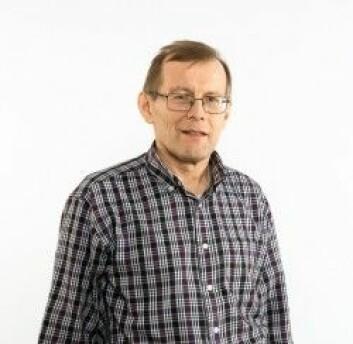 Ole Kristian Stornes er driftsøkonom ved NIBIO. (Foto: Erling Fløistad)