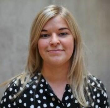 Tjukkhet er et «symptom» på at noe har gått galt, mener Camilla Bruun Eriksen. (Foto: Syddansk Universitet)