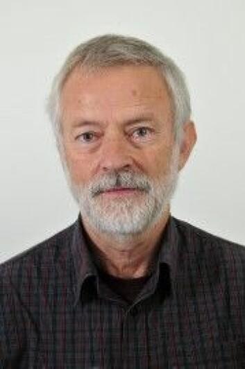 Ottar Hellevik er professor ved Universitetet i Oslo. (Foto: UiO)