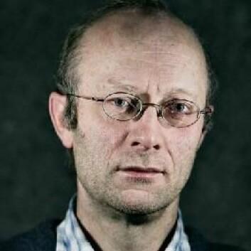 - Fredsprisen kan i beste fall skape et opinionspress i befolkningen mot nasjonalforsamlingene om å få et forbud, mener Torbjørn Lindstrøm Knutsen ved NTNU. (Foto: NTNU)