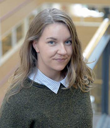 Iris Nordmo Kvammen er tidligere masterstudent ved UiO. (Foto: Shane Colvin / UiO)