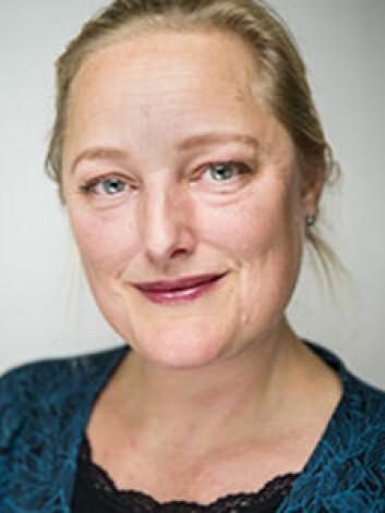 Selma Therese Lyng er forsker ved Senter for velferds- og arbeidslivsforskning, HiOA. (Foto: HiOA)