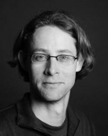 Harald Sodemann er professor i meteorologi ved Bjerknessenteret ved Universitetet i Bergen. (Foto: UiB)