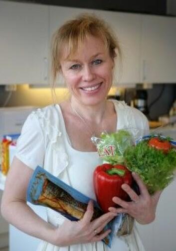 – Mat levert på døren vil sakte men sikkert øke i årene som kommer, sier seniorforsker Annechen Bugge ved SIFO/HiOA .