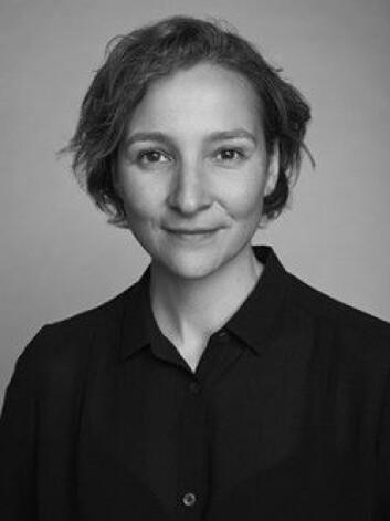 Josephine Rasmussen er forsker ved UiO. (Foto: Birgit Solhaug)