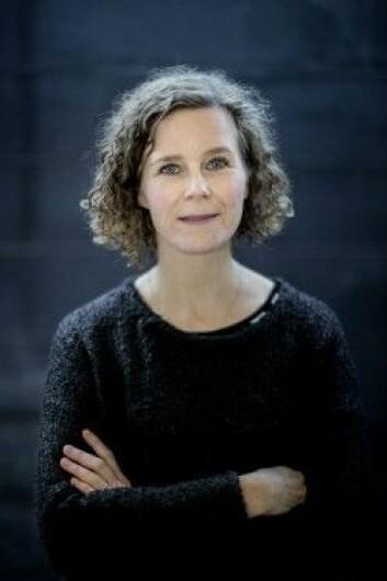 Førsteamanuensis Elizabeth Solberg ved Handelshøyskolen BI. (Foto: Torbjørn Brovold)