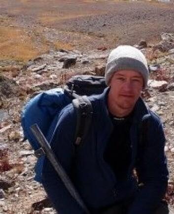 Richard Bischof, forsker ved NMBU. (Foto: Privat)