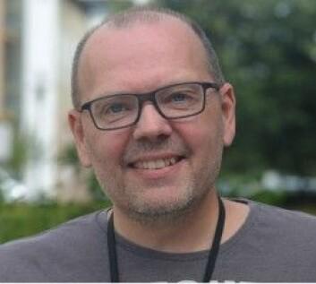 Gunnar Thomassen er forsker ved Politihøgskolen. (Foto: Politihøgskolen)