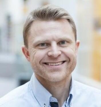 Førsteamanuensis Per Ståle Knardal ved NTNU Handelshøyskolen. (Foto: NTNU)