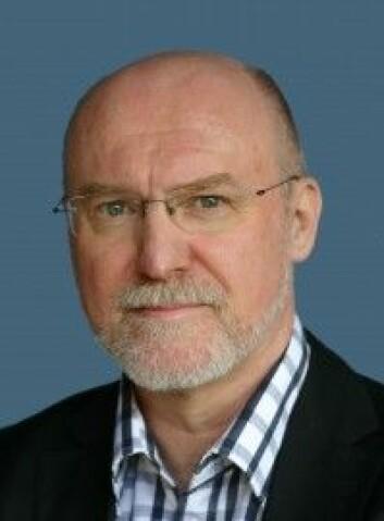 Bernt Aardal. (Foto: UiO)
