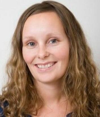 Helene Hildremyr er stipendiat ved Universitetet i Bergen og forsker på dialektene i Tyssedal og Odda. (Foto: UiB)