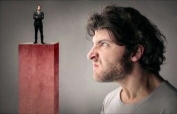 Er kollegaen din har blitt forfremmet i stedet for deg? Snakk med ham/henne om det hvis du er misunnelig. Ellers er det risiko for at du blir negativ og ondsinnet. (Foto: Ollyy / Shutterstock / NTB scanpix)
