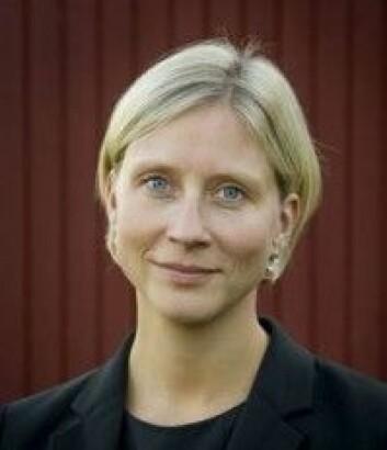 Siri Fjellheim er professor ved NMBU i Ås. (Foto: NMBU)