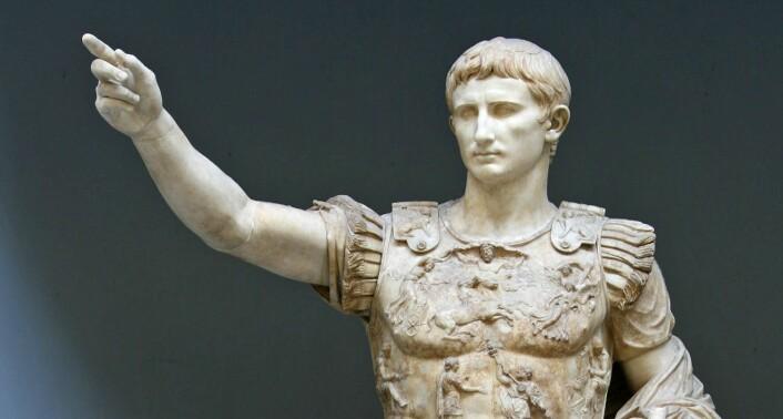 Keiser Augustus, tidligere kjent som Octavian, kom til makten i 27 f.Kr og regjerte til 14 e.Kr. (Foto: Till Niermann)