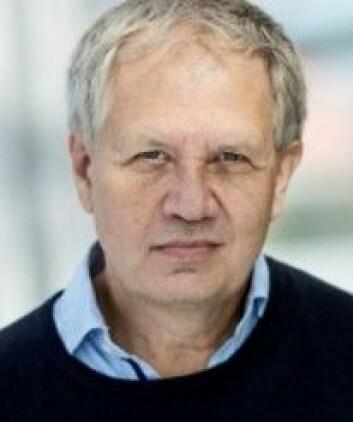 Elias Eriksson er professor i farmakologi og en av forfatterne ba den nye studien. (Foto: Johan Wingborg/Sahlgrenska)