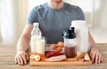 Jo mer du trener, jo flere kalorier trenger kroppen. Idrettsutøvere opplever ofte at de går ned i vekt når de reduserer treningsmengden – det gjør nemlig at de spiser mindre. (Foto: Syda Productions / Shutterstock / NTB scanpix)