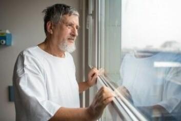 Lyset har en så gunstig effekt på pasientene at det bør føre til endringer på sykehusene, mener forskerne. (Foto: l i g h t p o e t / Shutterstock / NTB scanpix)