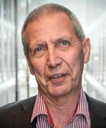 Vegdirektør Terje Moe Gustavsen. (Foto: Statens vegvesen)