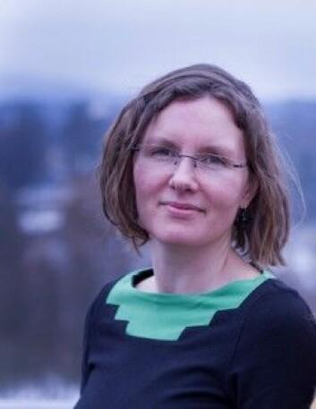 Karen Byskov Lindberg (Foto: NVE)