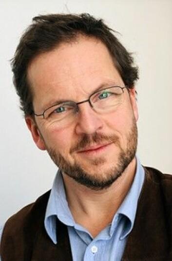Arild Engelsen Ruud er professor ved UiO. (Foto: UiO)