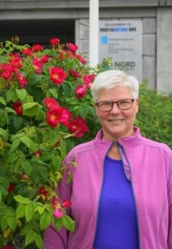 Stipendiat Inger-Lise Magnussen. (Foto: privat)