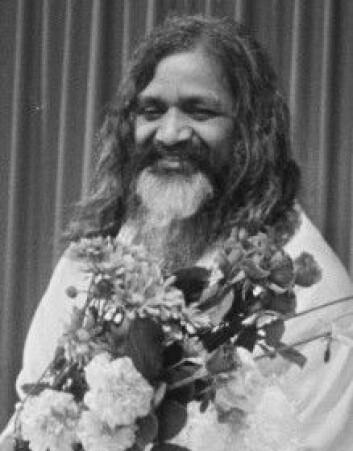Transcendental meditasjon ble utviklet av den indiske fysikeren og guruen Maharishi Mahesh Yogi på 1950-tallet. Siden har meditasjonsformen bredt seg til hele verden. (Foto: Ben Merk, Wikimedia commons)