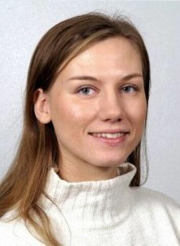 – Gravide bør ikke gå gjennom svangerskapet med plagsom migrene, sier Gerd-Marie Eskerud Harris, doktorgradsstipendiat ved Universitetet i Oslo. (Foto: UiO)
