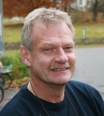 Øystein Ahlstrøm er forsker ved NMBU. (Foto: NMBU)