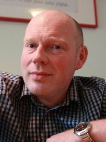 Filosof Anders Strand er forsker ved Institutt for filosofi, idé- og kunsthistorie og klassiske språk ved Universitetet i Oslo. (Foto: Privat)