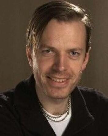 Hallvard Moe er professor i medievitenskap ved Universitetet i Bergen. (Foto: UiB)