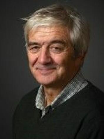 Ivar Bjørklund, professor ved Tromsø Museum – Universitetsmuseet. (Foto: UiT)