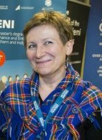 Else Grete Broderstad, professor og leder ved Senter for samiske studier. (Foto: UiT)
